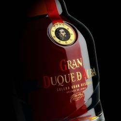 Borco: Spanischer Brandy Gran Duque d'Alba ab sofort in einem neuen Design erhältlich