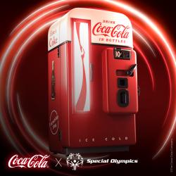 Tag der Freundschaft: Coca-Cola versteigert NFT-Sammlerstücke