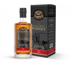 Single-Malt Edition II: Gold Ochsen und finch Whiskydestillerie kooperieren erneut