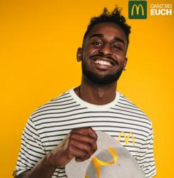 50.Geburtstag: McDonald's Deutschland präsentiert neue Uniform