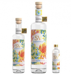 SV Summerville Gin: Branchenneuling gewinnt World Gin Award