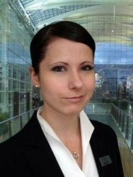 Nadine Kloppe: Quality Manager Kempinski Hotel Airport München