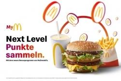 Systemgastronomie: McDonald's startet digitales Bonusprogramm