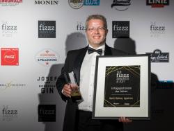 FIZZZ Awards 2021: Kent Hahne von Apeiron ist Erfolgsgastronom des Jahres