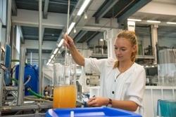 FH Münster: Studentinnen forschen zur Trinkwasseraufbereitung
