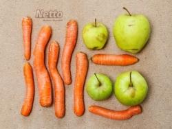 Nachhaltig: Netto verkauft Obst und Gemüse mit Schönheitsfehlern