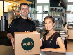 Kochboxen: Das Berliner Kochu Karu liefert jetzt deutschlandweit