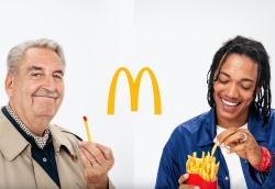 Werbung: McDonald's Kampagne beschwört Zusammenhalt
