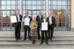 Frankfurter Preis: Klüh für Unternehmensleistung im Catering ausgezeichnet