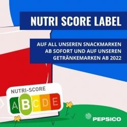 Entscheidungshilfe: PepsiCo führt Nutri-Score ein