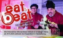 Galadinner: Eat to the Beat verknüpft Genuss und Musik