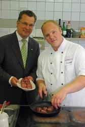 Neuer Küchenchef im Hotel Mondial am Dom Cologne
