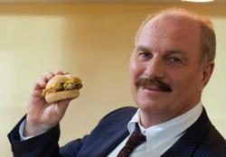 Nürnburger: McDonald's belegt Burger mit Würstchen