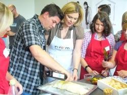 Tim Mälzer: Küchen für Deutschlands Schulen