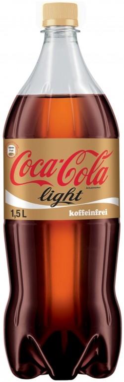 Coca-Cola light koffeinfrei: neue Kampagne