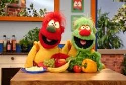 TV-Serie Peb & Pebber will Kindern Ernährung und Bewegung vermitteln