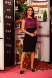 Eva Longoria bewirbt Kühlschränke