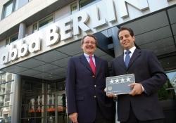abba Berlin hotel erhält vier Sterne