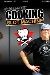 Cooking Slot Machine von Stefan Marquard