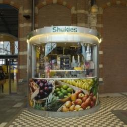 Moderne Kioske von Veloform Media