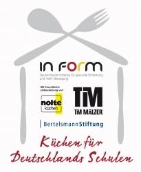 Küchen für Deutschlands Schulen