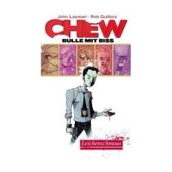 Chew – Bulle mit Biss