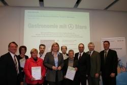 Auszeichnung für Daimler-Kantinen