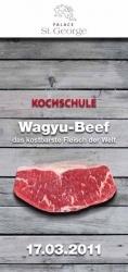 Kochschul-Event Wagyu Beef