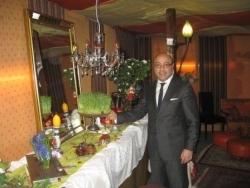 Restaurant Hafez: persisches Neujahr feiern