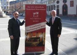 Keine Bettensteuer in Frankfurt