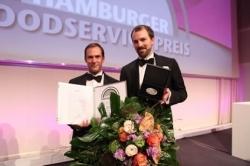 MoschMosch erhält Hamburger Foodservice Preis