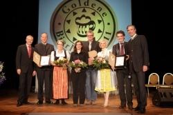 Goldene BierIdee 2011