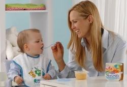 Neue Babynahrung von Nestlé NaturNes