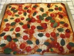 Pizza Margherita: die Sommerpizza