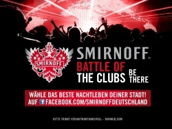 Smirnoff: Battle of the Clubs