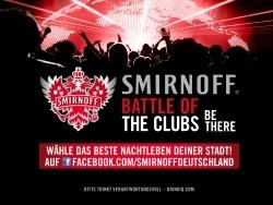 Smirnoff: Battle of the Clubs
