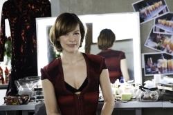 Milla Jovovich wird Campari-Star