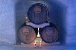 Whisky vom Gletscher