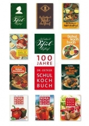 Dr. Oetker Schulkochbuch: Jubiläum