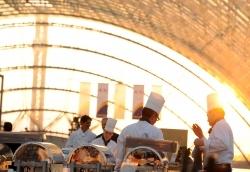 Endspurt auf der LE GOURMET 2011